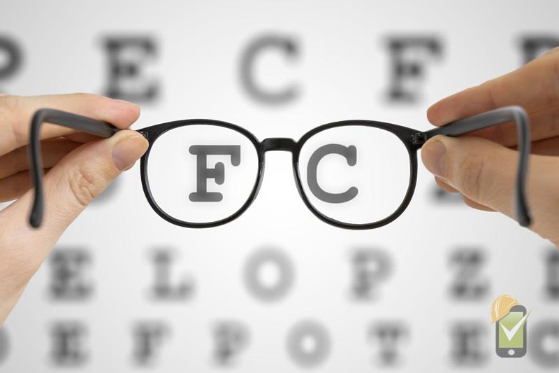 La optometría forma parte de los exámenes ocupacionales