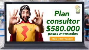 Banner promocional plan consultor de SafetYA