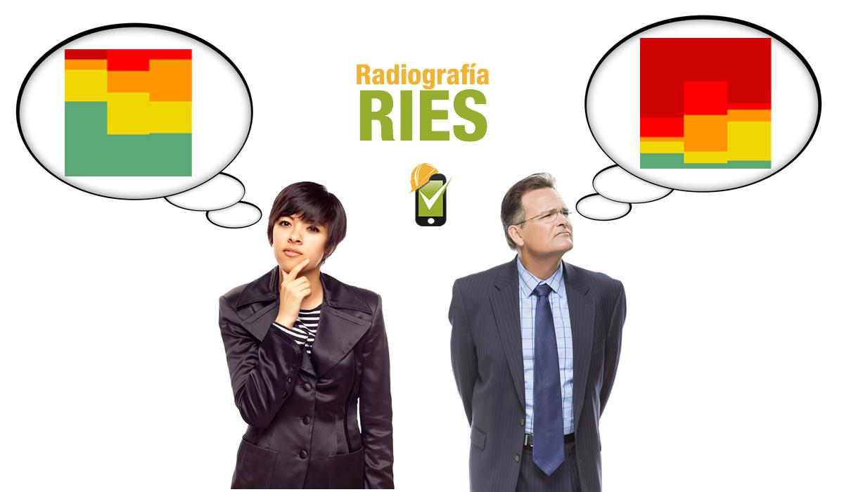 La Radiografía RIES es un análisis SafetYA de riesgo psicosocial