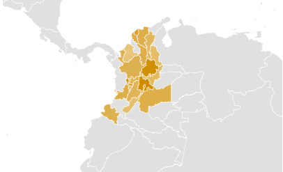 Popularidad de ARL Axa Colpatria en Colombia