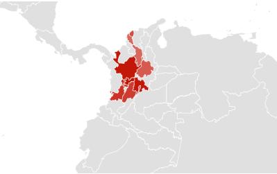 Popularidad de ARL Colmena en Colombia