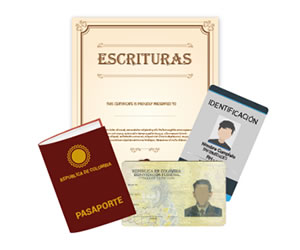 El kit de emergencias debe incluir documentos importantes