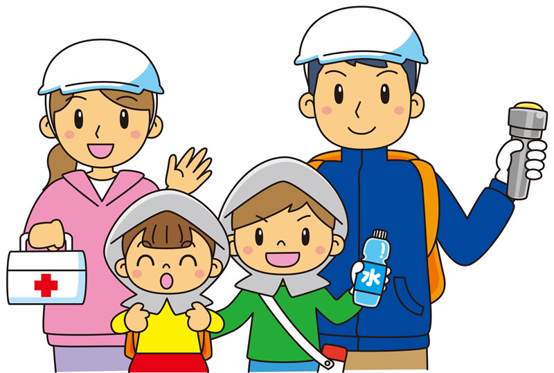 Cada familia debe contar con su kit de emergencias