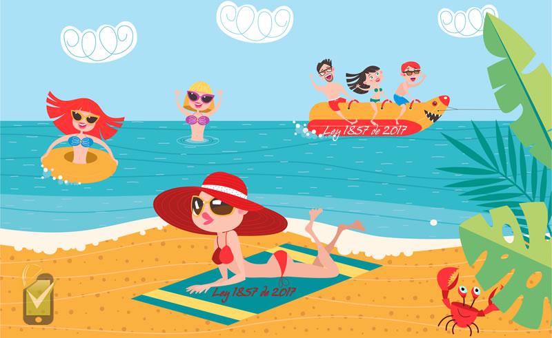 La ley 1857 de 2017 se puede interpretar como dos días de vacaciones