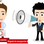 La rendición de cuentas de la brigada de emergencias se debe realizar anualmente