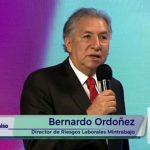 Análisis de la rendición de cuentas del Director de Riesgos Laborales Bernardo Ordoñez. Foto: Canal Institucional