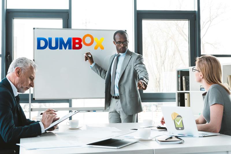 Ejemplo de acta del COPASST de una empresa ficticia llamada Dumbox