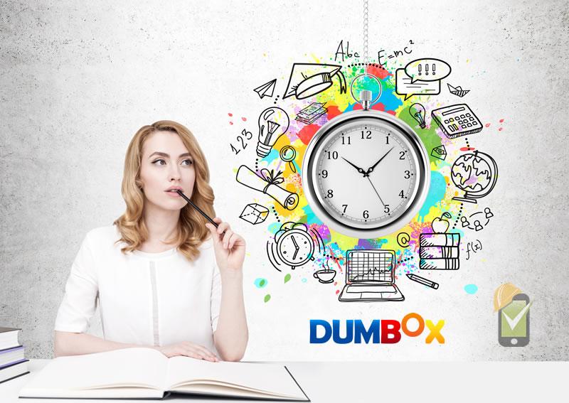 Ejemplo de asignación de recursos de Dumbox Inc