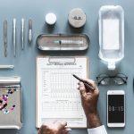 Cuando los brigadistas prestan un primer auxilio deben completar el formato de registro de pacientes