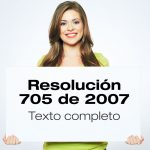 Resolución 705 de 2007 por medio de la cual se establece la obligatoriedad del uso de elementos de primeros auxilios en establecimientos de comercio y centros comerciales y se dictan otras disposiciones