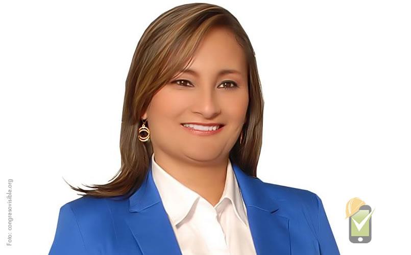 Martha Liliana Agudelo Valencia es la nueva directora de riesgos laborales