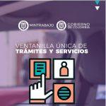 El Ministerio de Trabajo lanza la Ventanilla Única de Trámites y Servicios