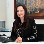 Edna Paola Nájar Rodríguez es la nueva directora de riesgos laborales. Foto: Mintrabajo