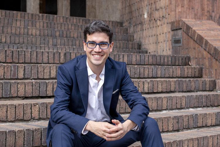 Juan David Aristizábal. Foto: James Vásquez. juandavidaristizabal.com