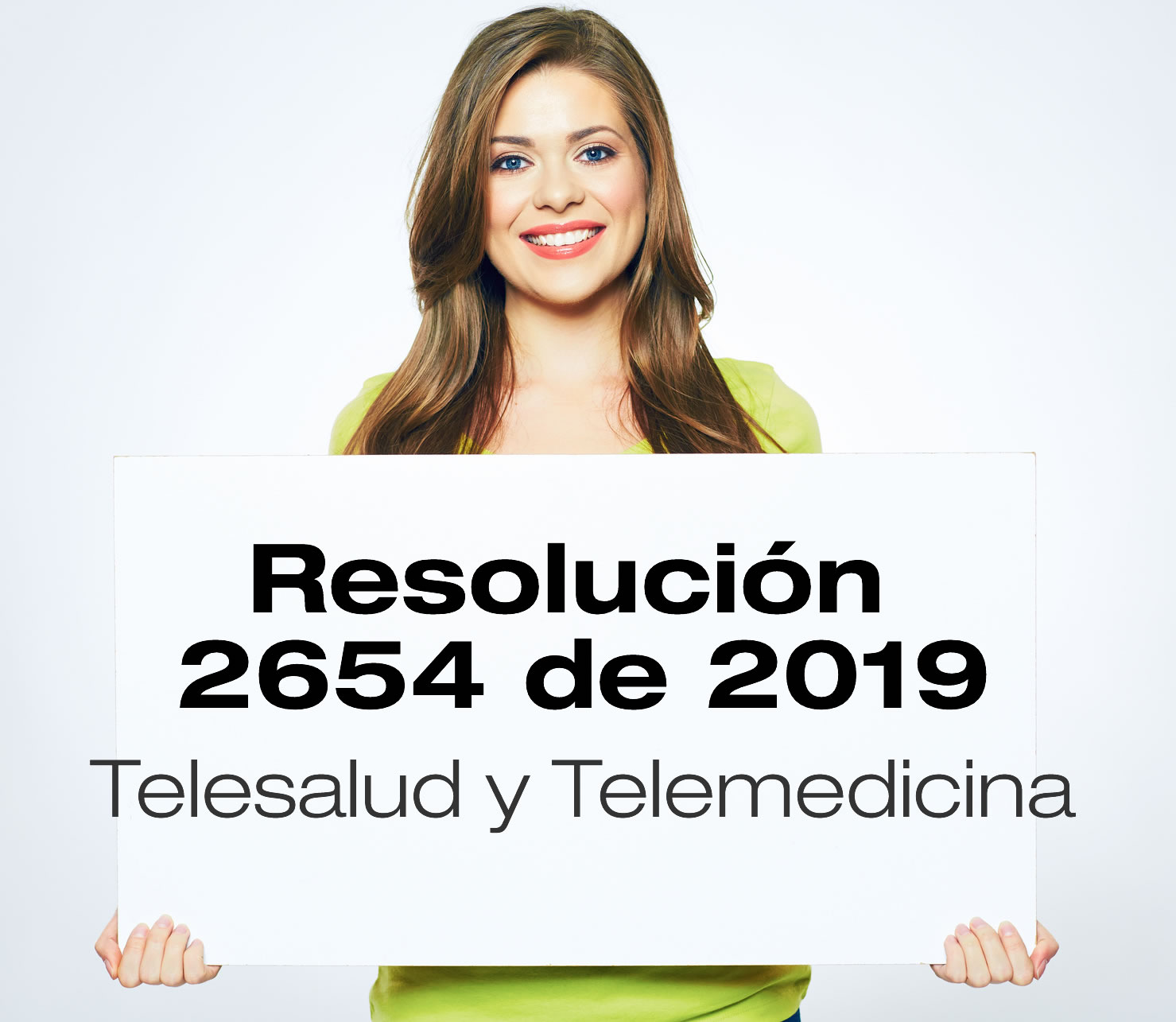 La Resolución 2654 de 2019 reglamenta la telemedicina en Colombia