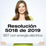 Resolución 5018 de 2019