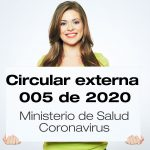 Circular 005 de 2020