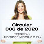 Circular 006 de 2020