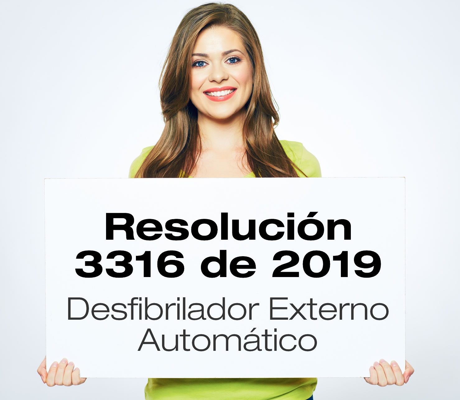 Resolución 3316 de 2019