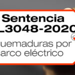 La Sentencia SL3048 establece que el empleador no realizó capacitación adecuada ni entregó los elementos de protección personal necesarios.